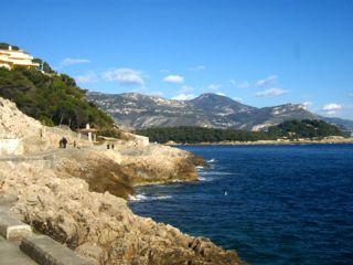 Côte d'Azur Wanderweg Cap Ferrat 2