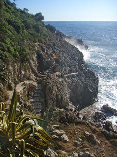 Côte d'Azur Wanderweg Cap Ferrat 3