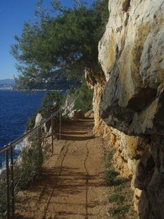 Côte d'Azur Wanderweg Cap Ferrat 4