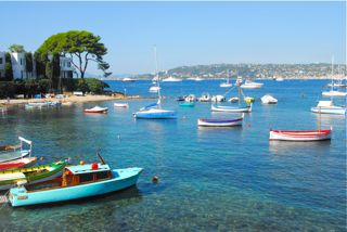 Cap d'Antibes: Olivette