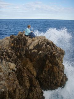 Cap d'Antibes Wanderweg