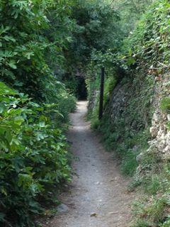 Cotedazur Ferien Wanderweg Le loup