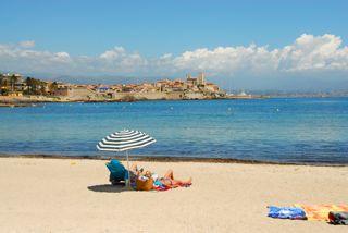 Strand-Antibes