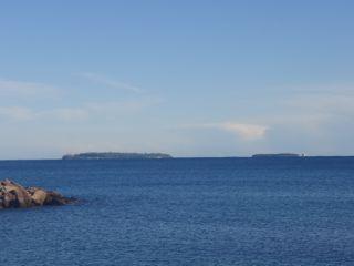 Îles de Lérins vor Canne